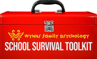 wynns family psychology school survival toolkit toolbox